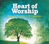 Heart of Worship: Praise & Worship 2CD Collection