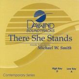 There She Stands, Accompaniment CD