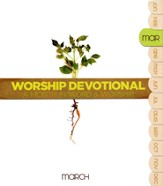 Worship Devotional: March, 2 CDs