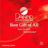 Best Gift of All, Accompaniment CD