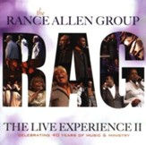 The Live Experience 2, CD