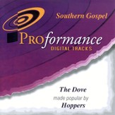 The Dove, Accompaniment CD