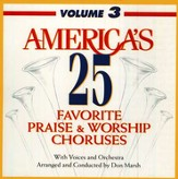 America's 25 Favorite Praise & Worship, Volume 3 CD