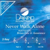 Never Walk Alone, Accompaniment CD