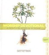 Worship Devotional: September, 2 CDs