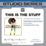 This Is The Stuff - Original Key with BGVs [Music Download]