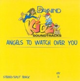 Angels To Watch Over You, Accompaniment CD