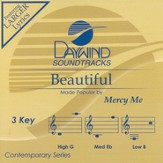 Beautiful, Accompaniment CD