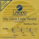 My Own Little World, Acc CD