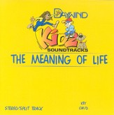 The Meaning of Life, Accompaniment CD