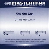 Yes You Can, Accompaniment CD