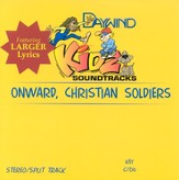 Onward Christian Soldier, Accompaniment CD