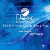 The Country Needs The Cross, Accompaniment CD