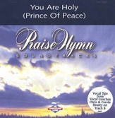 You Are Holy (Prince of Peace), Accompaniment CD