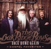 Back Home Again  CD