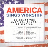 America Sings Worship CD