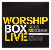 Worship Box Live 3 CD Set