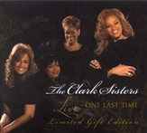 Live One Last Time, Limited Gift Edition CD/DVD
