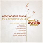 Great Worship Songs for Christmas, Volume 3
