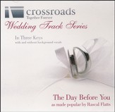 The Day Before You, Acc CD