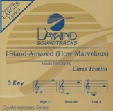 I Stand Amazed (How Marvelous) Acc, CD
