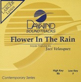 Flower In The Rain, Accompaniment CD