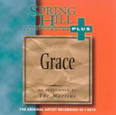 Grace, Accompaniment CD