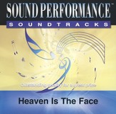 Heaven Is The Face, Accompaniment CD