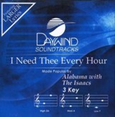 I Need Thee Every Hour, Accompaniment CD  - Slightly Imperfect