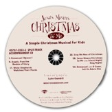 Jesus Means Christmas to Me, A Simple Christmas Musical for Kids (Split-Track Accompaniment)