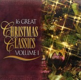 16 Great Christmas Classics CD