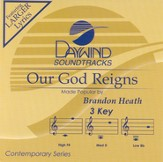 Our God Reigns, Accompaniment CD