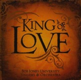 King of Love, CD