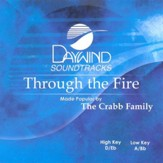 Through The Fire, Accompaniment CD