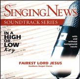 Fairest Lord Jesus, Accompaniment CD
