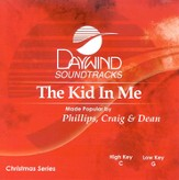 The Kid in Me, Accompaniment CD