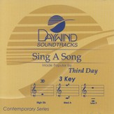 Sing A Song, Accompaniment CD