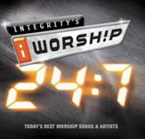 iWorship 24:7, 2 CDs
