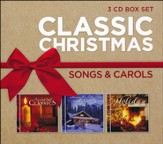Classic Christmas Songs & Carols--CDs