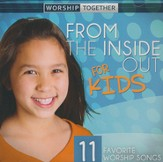 From the Inside Out for Kids, CD