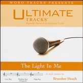 The Light In Me (High Key Performance Track w/ Background Vocals) [Music Download]