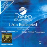 I Am Redeemed, Accompaniment CD