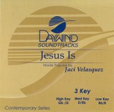 Jesus Is, Accompaniment CD