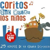 25 Cantos de Escuela Dominical  (25 Sunday School Songs), CD