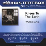 Knees To The Earth, Accompaniment CD