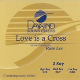 Love Is a Cross, Accompaniment CD