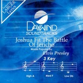 Joshua Fit The Battle Of Jericho, Accompaniment CD