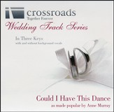 Could I Have This Dance, Acc CD