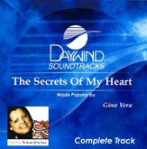 The Secrets Of My Heart, Complete CD Tracks