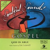 God Is Able, Accompaniment CD